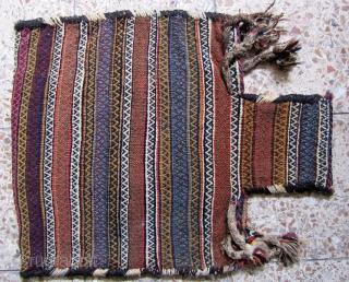 Qashqai saltbag.fine condition,Size:66 x 54 cm