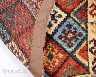 Early 19th Century Qashqai Bag size 43x53 cm
