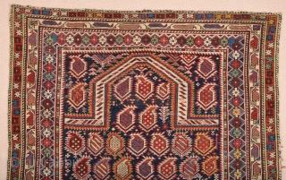 Marasali Prayer Rug circa 1870 size 117x155 cm