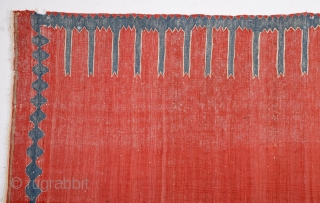 West Anatolian Kilim probably Yuncu circa 1800 size 155x235 cm
