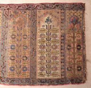 18th Century Khotan Saph size 97x323 cm