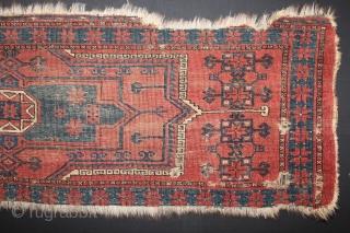end 19th century Ersari Torba,wonderful natural colours,,size:48x171 cm