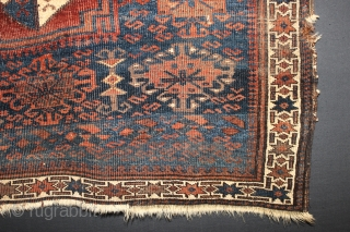 Wonderful Baluch Bagface,,wonderful natural colours,,size:70x81 cm