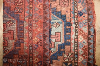 Wonderful Rare Kurdish bagface,,size:70x82 cm , wonderful Natural colours,