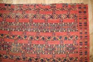 Wonderful Ersari Beshir Chuval,,wonderful natural colours,,size:95x157 cm