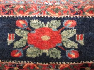 Afshar bagface all good colors,size 43x27cm