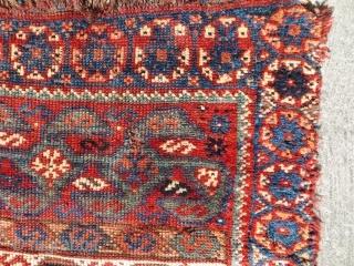 Qashqai bagface 1870 circa zize70x66cm