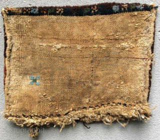 bird Luri chanteh...the back part made of Cottone,size 27x35