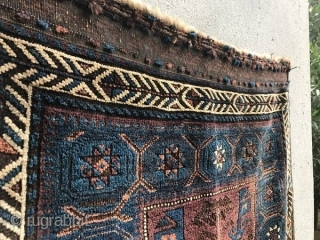 Baluch Bagface Size: 84x78cm very good condition