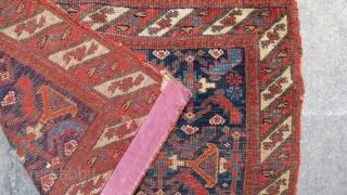 fine Afshar choval-1870 circa,size 68x48cm