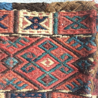 Jaf small bags,1870 circa-size 21x18