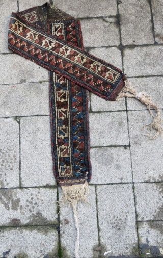 Baluch Animal Trapping,Nice colours and Shiny wool, Size 168x16cm