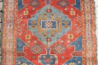 bergama type from eastern-caucasus 116x154cm