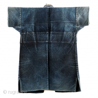Sashiko Noragi - Shonai Step and Weave