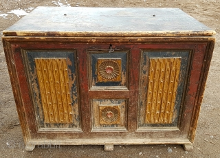 I learned that this product is a parson chest.