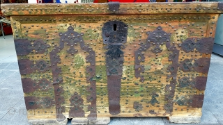 Middle anatolia, cappadocia old chest !