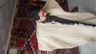 Size : 120 x 150 (cm), Middle anatolia , Hasandag  Shepherd's cloak
