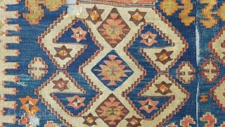 Size : 166 x 320 (cm), Middle anatolia (sivas) kilim ,