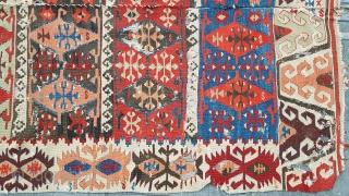 Size : 146 x 406 (cm), Middle anatolia (konya),