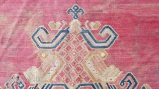 Size : 330 x 413 (cm), West anatolia (Oushak), Fragment