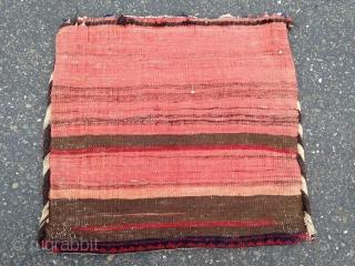 """Luri Bag, 1' 8"""" x 1' 6"""", Early 20th Century"""
