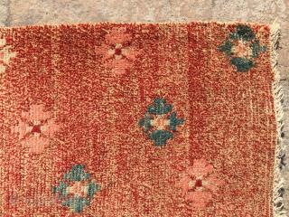 Around 1990, Tibetan carpets, s size 155 cmx86cm