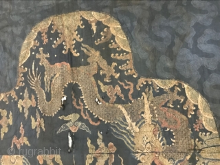 Great curtain of the Ming dynasty, size 220x166cm, welcome to consult