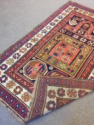Karabagh Prayer Rug  Size : 1.60 x 1.00