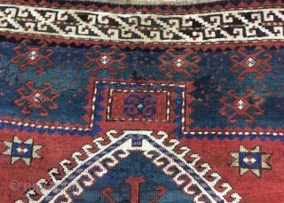 Prayer caucasian carpet Size 190/110cm