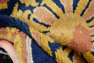Early 19th century Ning Hsia in Full pile wool , and good condition