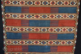 Beautiful Antique Manastir Kilim, from the Balkan area All Natural colors , Beautiful soft wool. Very decorative to Collect and display. the size is 104 x 67 centimeters