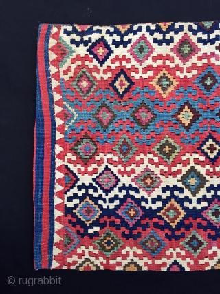 East Anatolian bag face Size:83x57cm / 32x22 inç