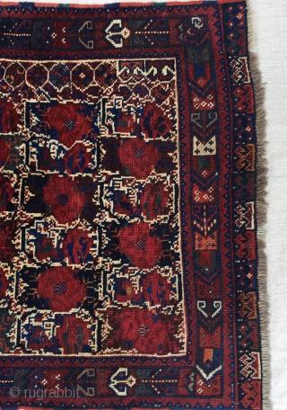 Qushgai Bagface  Size:70x70 Cm / 28x28 inc.