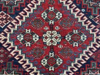 Shiraz bagface Size:62x52cm