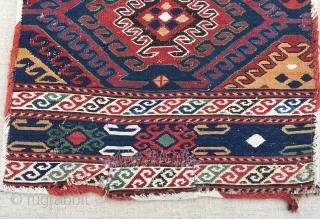 Shahsewan Salt bag Size:48x38 Cm / 19x15 inc