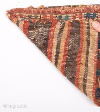 19th Century Caucasian bag size :25 x 25 cm          10 x 10 inches
