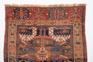 19th century from Iran  bag face