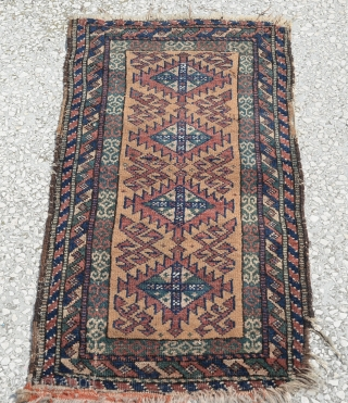 Late 19th century beluch balesh