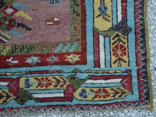 19th Century Kirsehir prayer rug