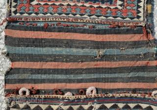 Shahsevan saddle bag           size:116 x 43 Cm                   ...