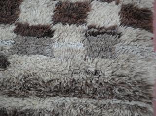 """Central Anatolian (Konya-Karapinar) Tulu Rug Size:118 x 235 Cm        3'10x7'8"""""""