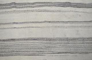 "From Niğde-Central off Turkey undyed Tulu Rug Size:187 x 129 Cm         6'1 x 4'4"""
