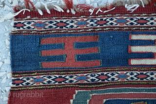 Shahsavan bag face size:52x47 Cm       :20x18 ich...