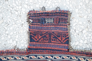 South west Persia - Afshar salt bag.