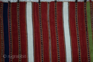 North Persian Mazandaran Area Kilim-Excellent condition