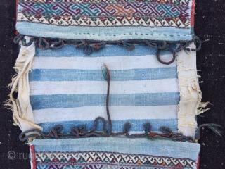 Caucasian Saddle Bag Size:111x40 cm /44x16 inc