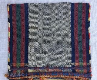 Qashqai saddle bag Size:88x46cm / 35x18 inç