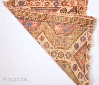 19th Century Anatolian Probably Dazkırı Area Size 68 x 82 Cm