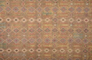 19th Century Central Anatolian Konya Cicim Size 150 x 260 Cm