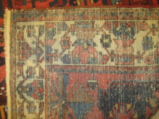 Baktiar Armenibaf Persian, knotted circa in 1910, antique, 162 x 305 cm, carpet ID: DD-37